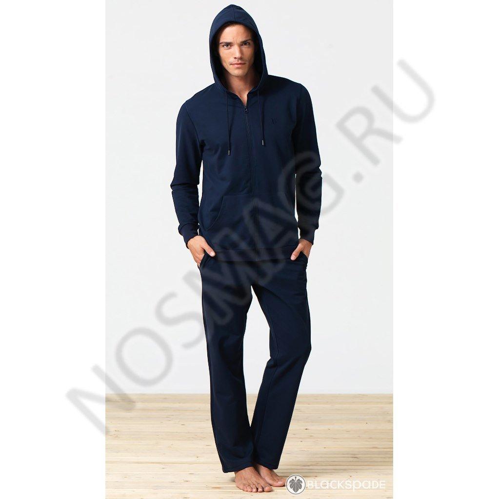 Мужская толстовка blackspade темно-синия