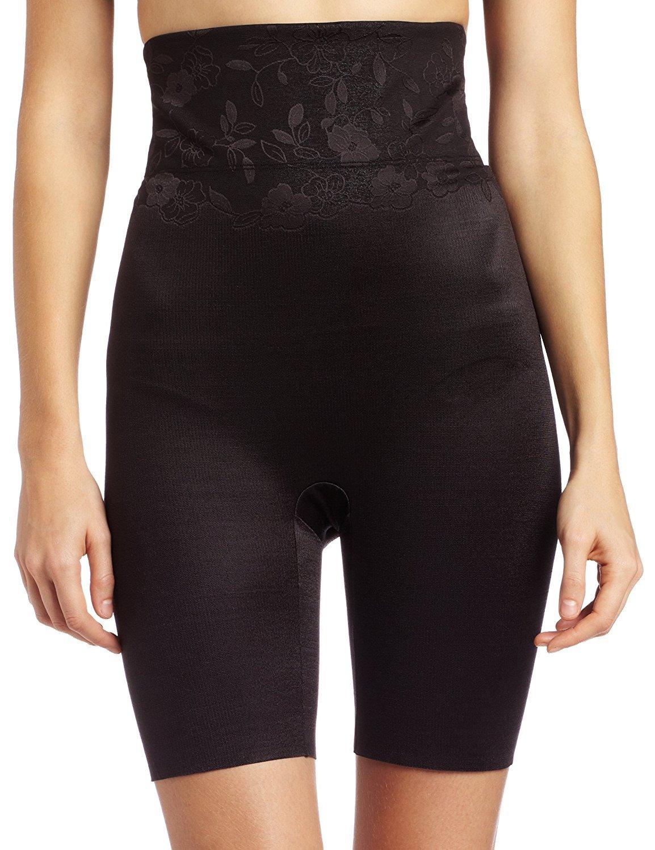 Панталоны с высокой талией bali черный