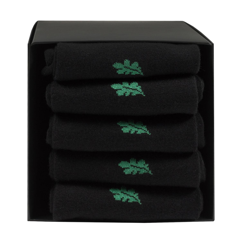 Набор из 5 пар мужских бамбуковых носков  (ТМ Grinston)