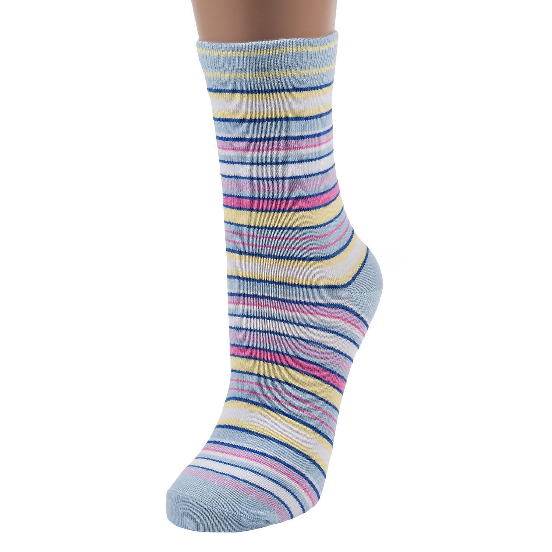 Женские хлопковые носки ХОХ
