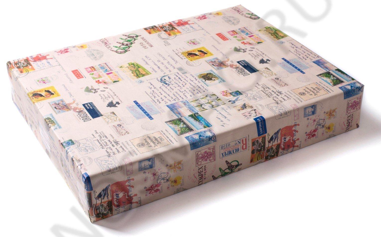 "Подарочная бумага ""Письма мира"""