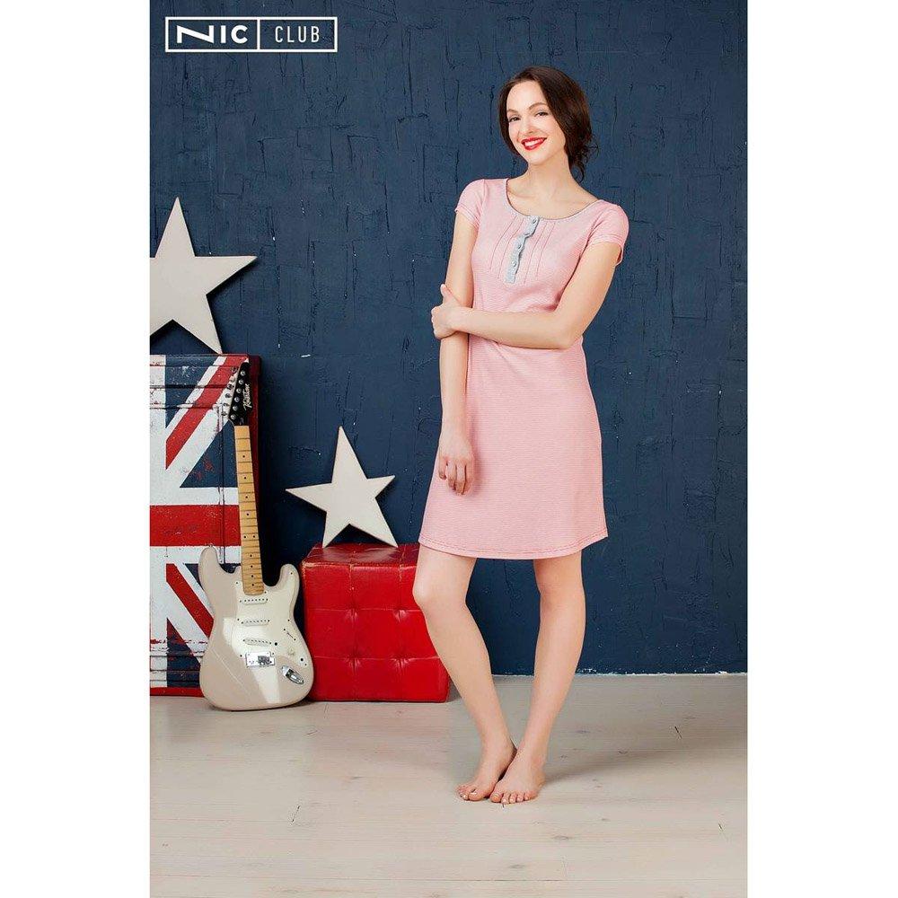 Платье домашнее NicClub