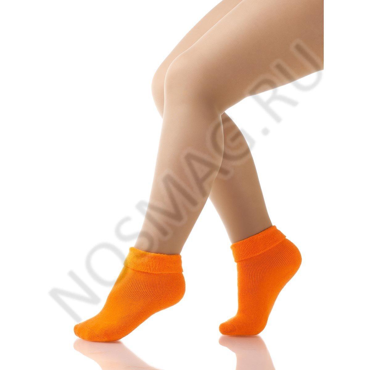 Носки детские хлопковые Charmante оранжевые