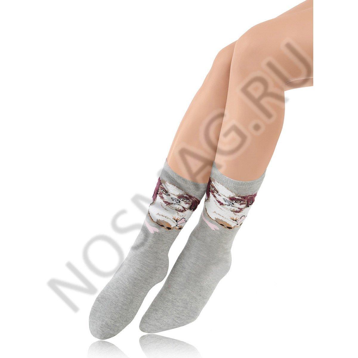 Носки женские хлопковые Charmante