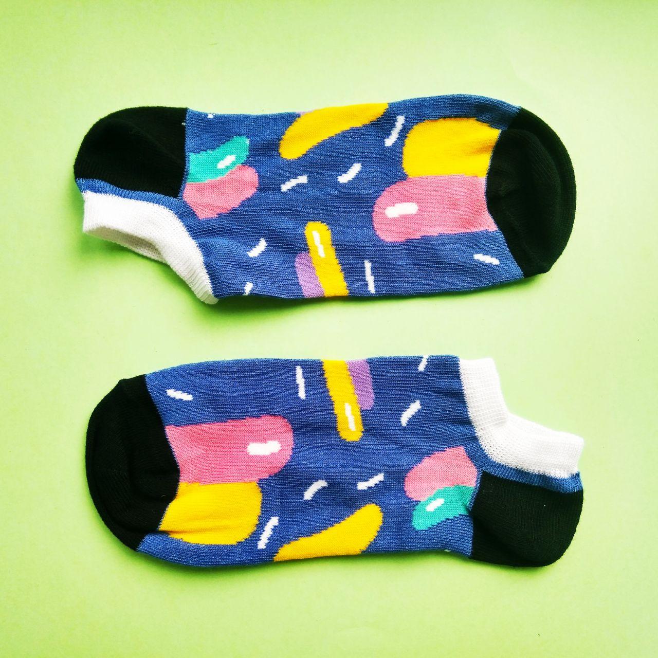 Короткие носки unisex Sammy Icon