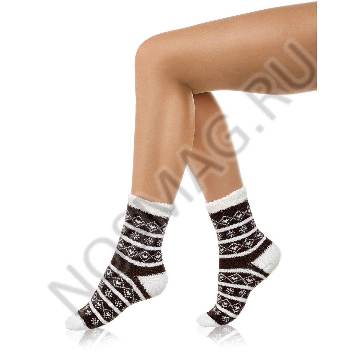 Носки женские Charmante коричневые