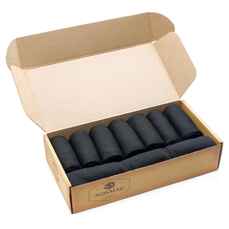 Набор из 10 пар мужских носков СТАНДАРТ (Челны Текстиль)