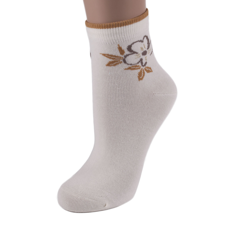 Женские укороченные носки RuSocks