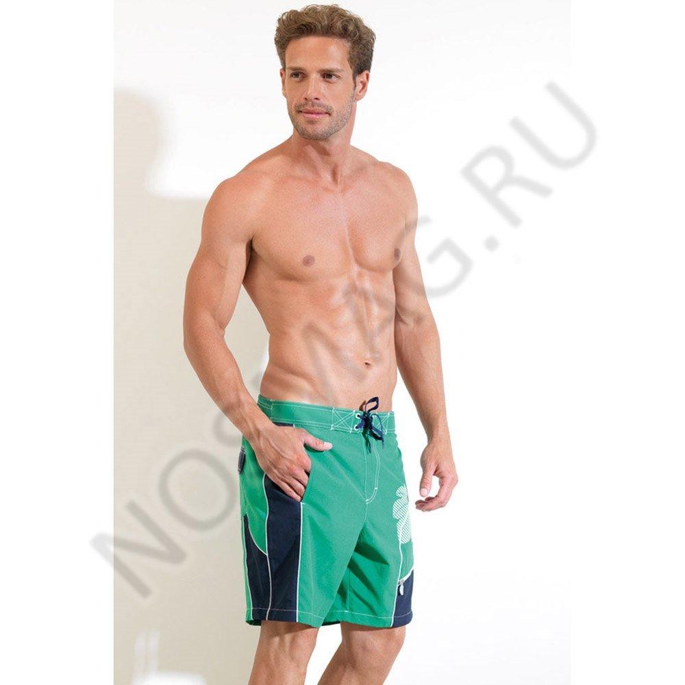 Мужские шорты blackspade зеленые