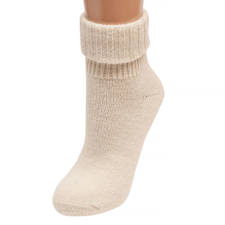 Носки женские шерстяные RuSocks