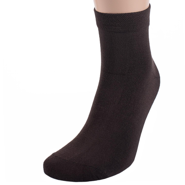 Мужские укороченные носки из модала Oztas