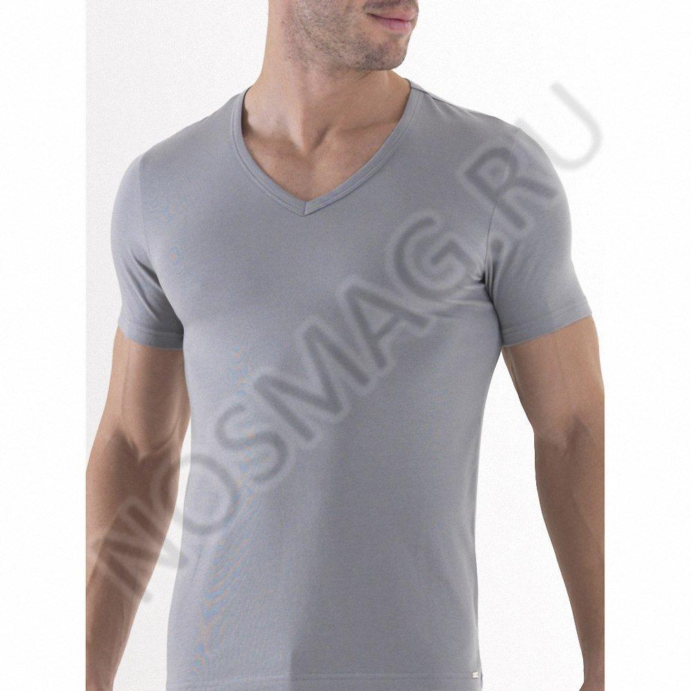Мужская футболка blackspade серая