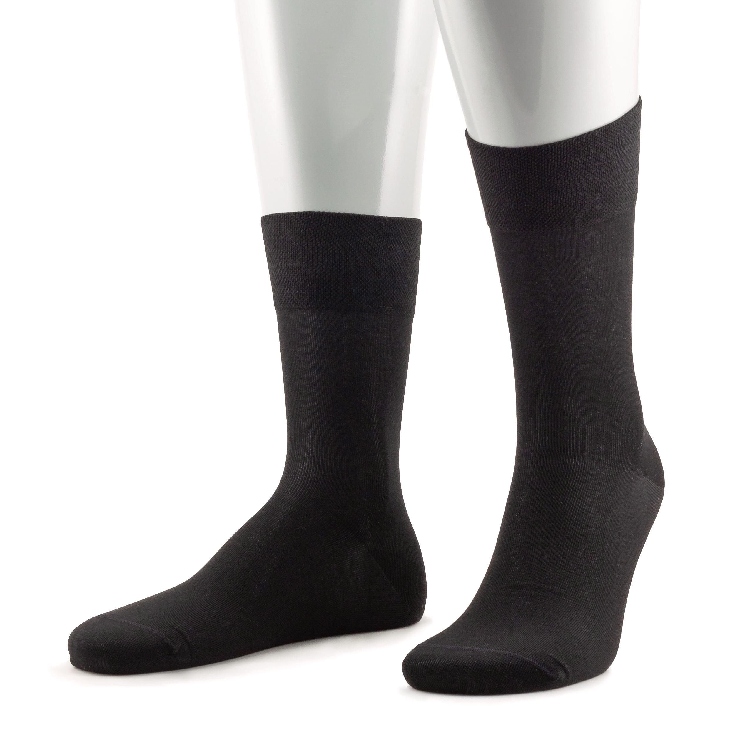 Мужские носки из 100% мерсеризованного хлопка Sergio di Calze