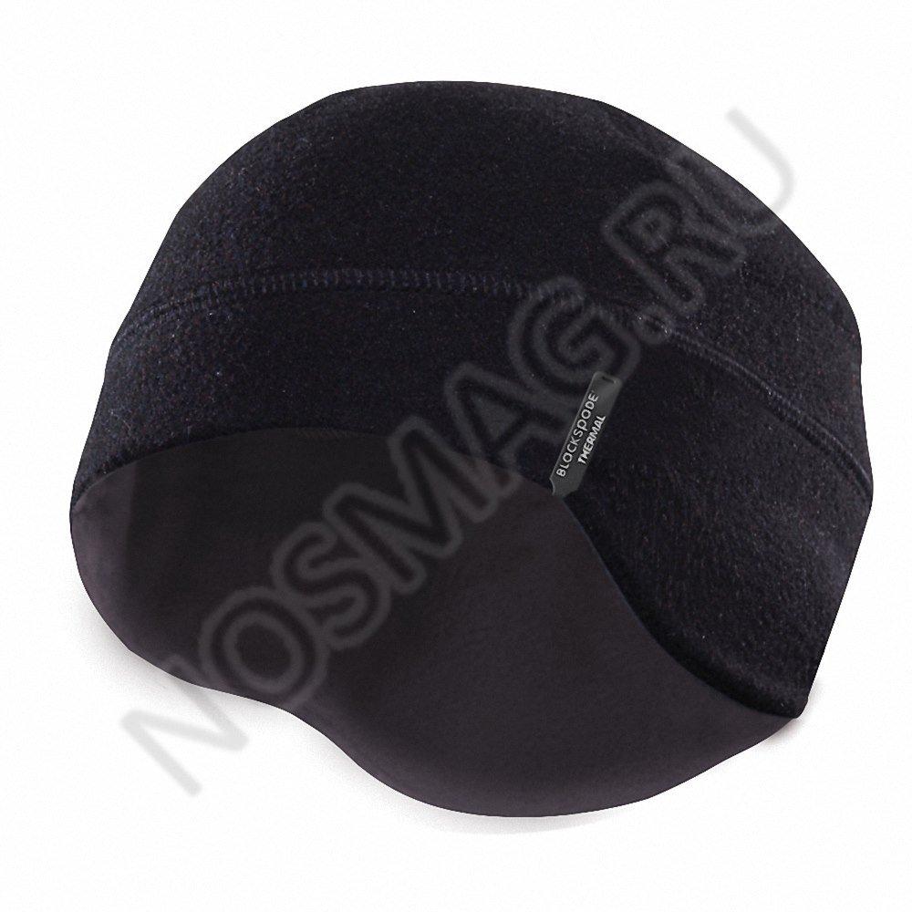 Термошапка blackspade черный/антрацит