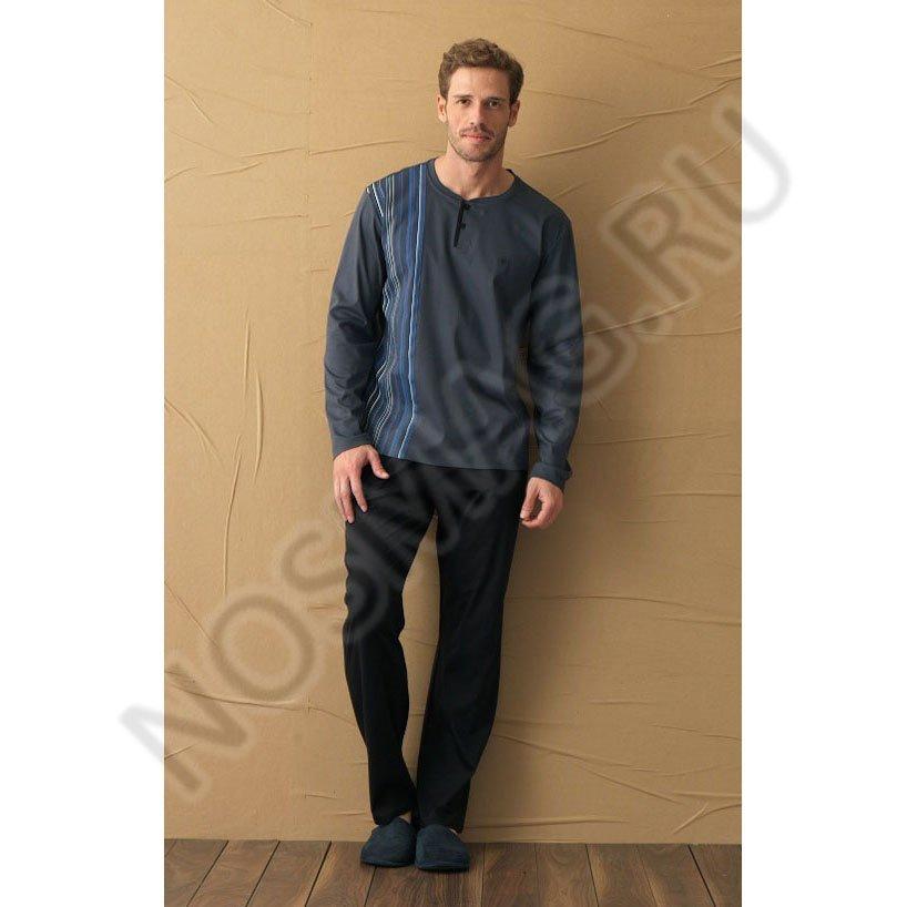 Мужская пижама blackspade антрацит