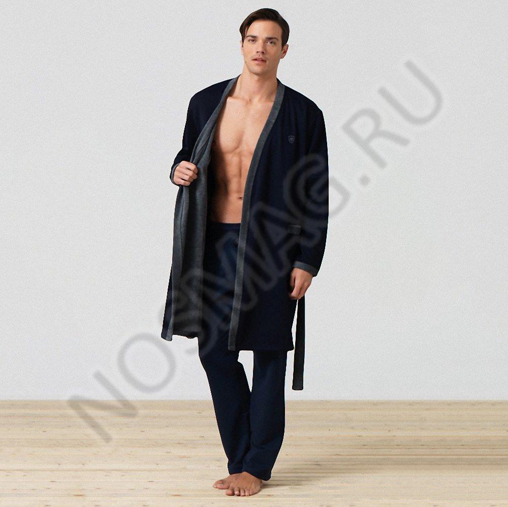 Мужской халат Blackspade