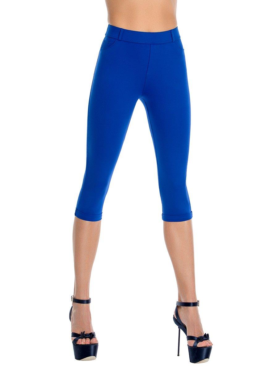 Леггинсы женские lsr1604 Charmante синий