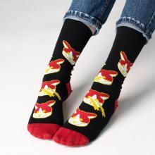 Носки unisex St. Friday Socks Лазерный кот