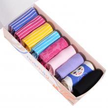 Набор из 9 пар женских носков от фабрики VIRTUOSO микс