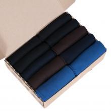 Набор мужских носков из микромодала, 10 пар (ТМ Grinston) микс