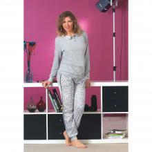 Комплект женский Lancetti серый