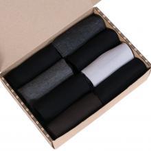 Набор из 8 пар мужских бамбуковых носков  (ТМ Grinston) микс