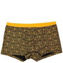 Мужские трусы TORRO BLACK,  желто-черные