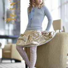 Колготки детские Arina Ballerina БЕЛЫЕ