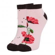 Детские укороченные носки Брестские БЛЕДНО-РОЗОВЫЕ