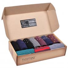 Набор носков «Стандарт» из 10 пар МИКС