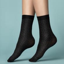 Женские носки Fiore ЧЕРНЫЕ