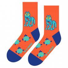 Носки unisex St. Friday Socks Сказочные звери. Маврина