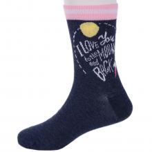 Детские носки RuSocks ТЕМНО-СИНИЕ, рис.03