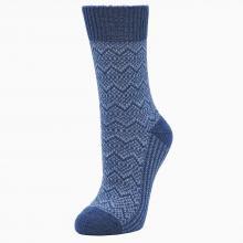Женские шерстяные носки RuSocks СИНИЕ