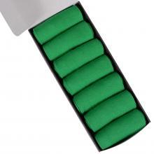 Набор из 7 пар мужских носков (НЕВА-Сокс) зеленые