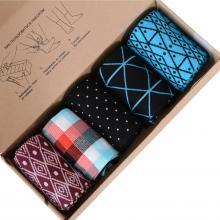 Набор из 5 пар мужских носков (НЕВА-Сокс) микс  Свободный архитектор