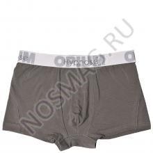 Мужские трусы OPIUM серый