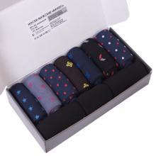 Набор из 10 пар мужских носков (НЕВА-Сокс) микс