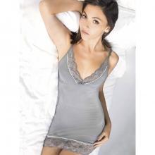 Женская сорочка Lormar СЕРАЯ