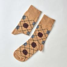 Носки unisex St. Friday Socks В поисках бежевого ромба