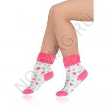 Носки детские хлопковые Charmante РОЗОВЫЕ