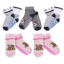 Комплект из 5 пар детских носков RuSocks (Орудьевский трикотаж) микс 1