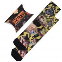 Мужские носки в подарочной упаковке НОСМАГСТЕР с принтом  Охота