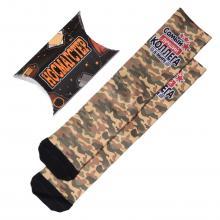 Мужские носки в подарочной упаковке НОСМАГСТЕР с принтом  Самый лучший коллега