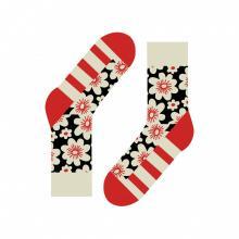 Носки unisex St. Friday Socks Flowerheart