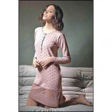Женская сорочка Lormar Rosa_quarzo_melange
