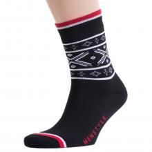 Мужские махровые носки ХОХ ЧЕРНЫЕ