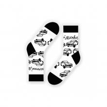 Носки unisex St. Friday Socks THE OLDEST MOSKVICH