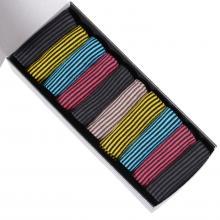 Набор из 10 пар мужских укороченных носков от фабрики VIRTUOSO микс