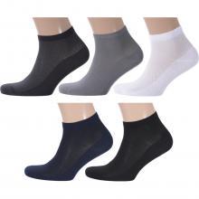 Комплект из 5 пар мужских носков RuSocks (Орудьевский трикотаж) микс 1